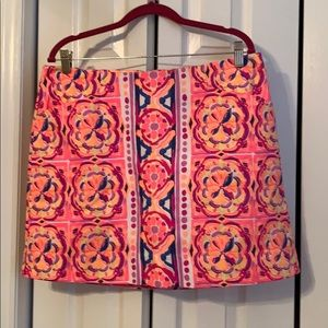 Printed Lilly skort